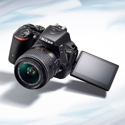 تصویر از Nikon D5500 DSLR
