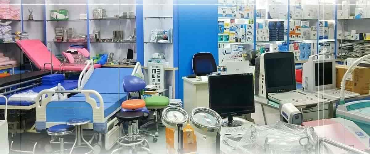 فروشگاه تجهیزات پزشکی التیام