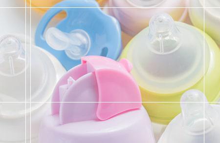 مشاهده محصولات شیشه شیر و پد سینه