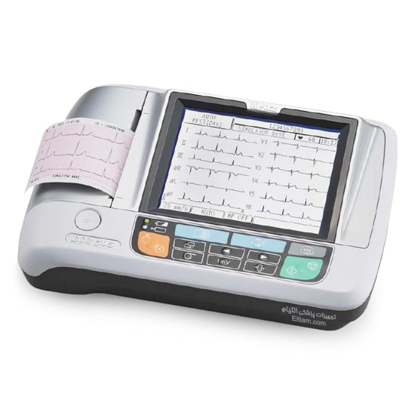 دستگاه نوار قلب تک کانال کنز 305
