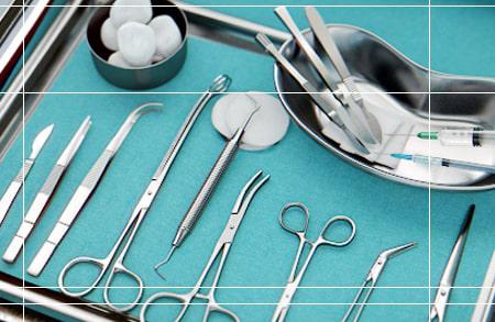 مشاهده محصولات ابزار جراحی و معاینه