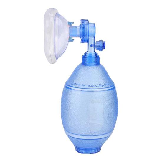 آمبوبگ تنفسی بزرگسال PVC