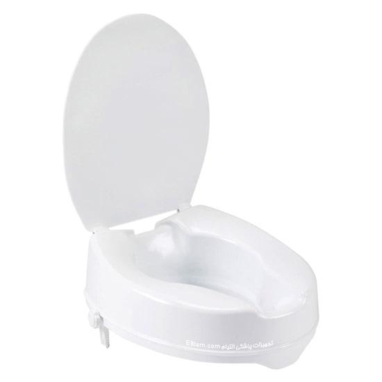 ارتفاع دهنده توالت فرنگی پلاستیکی 10cm