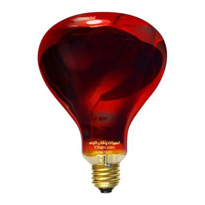لامپ مادون قرمز پرسا 250w