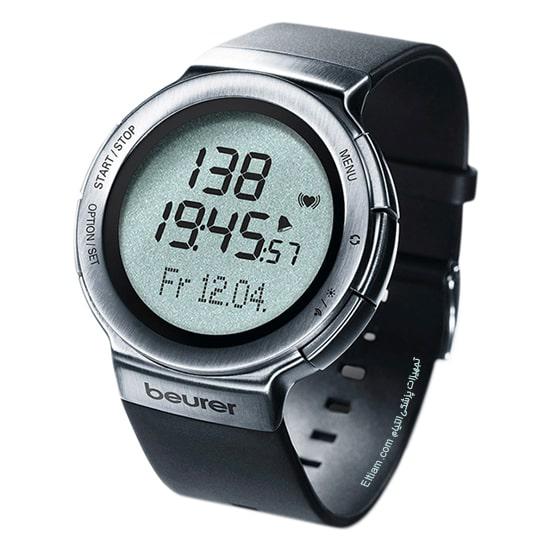 ساعت و نمایشگر ضربان قلب بیورر PM80