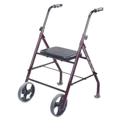 واکر صندلی دار دو چرخ همپا